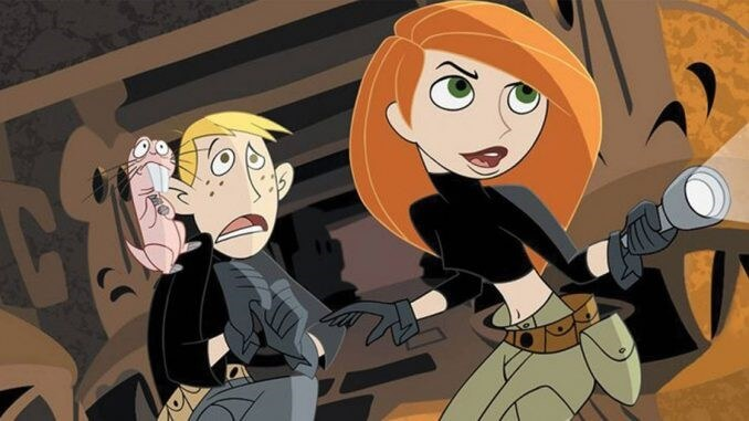 disney top 7 cartoni cancellati Kim Possible