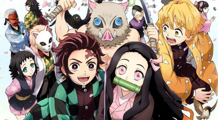 demon slayer mugen train kimetsu no yaiba