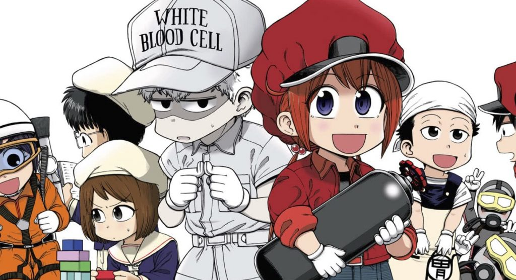 Cells at Work! Baby