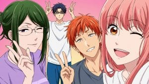 wotakoi - love is hard for hotaku
